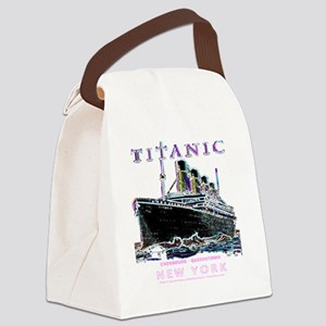 tg914x14 Canvas Lunch Bag