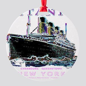 tg914x14 Round Ornament