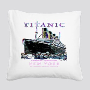 tg914x14 Square Canvas Pillow