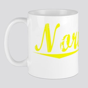 Norwood, Yellow Mug