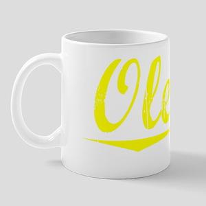 Oleary, Yellow Mug