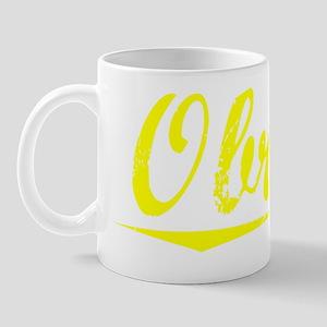 Obrian, Yellow Mug