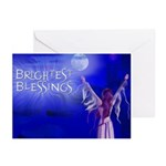 Brightest Blessings Greeting Cards