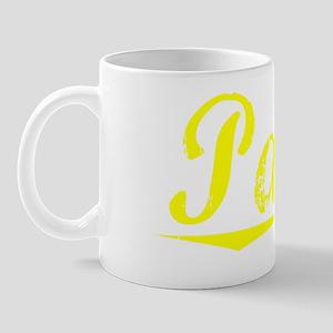 Parke, Yellow Mug