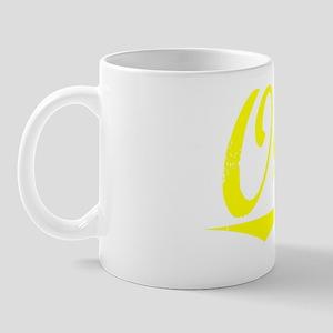 Orvis, Yellow Mug