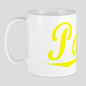 Pasco, Yellow Mug