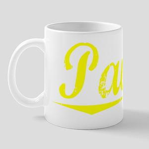 Pavlik, Yellow Mug