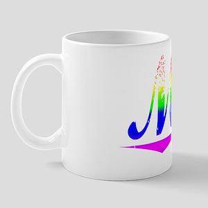 Masi, Rainbow, Mug