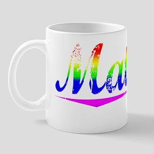Matlock, Rainbow, Mug