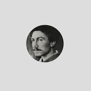 Ezra Pound Mini Button