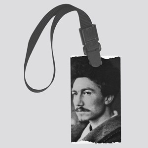 Ezra Pound Large Luggage Tag