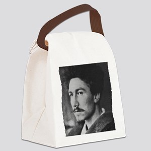 Ezra Pound Canvas Lunch Bag