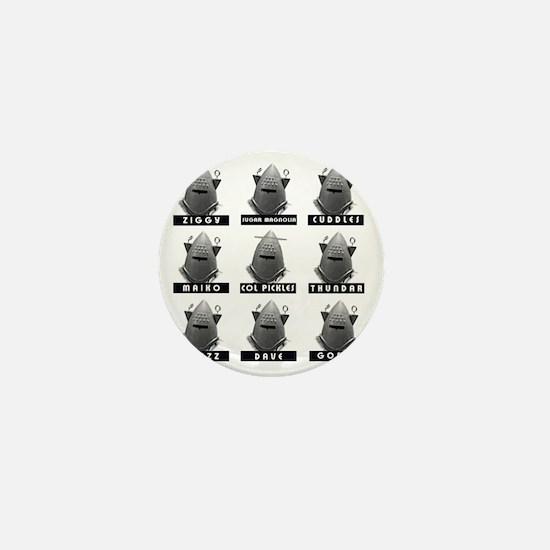 Invasion of the Neptune Men Mini Button