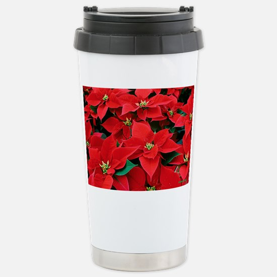 PoinPillowcasePlain Stainless Steel Travel Mug