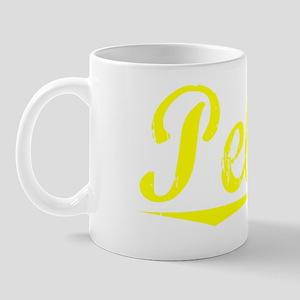 Peltier, Yellow Mug