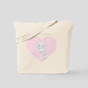 I Love Turkish Angoras Tote Bag