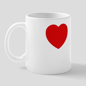 I love my Trumpeter Husband Mug