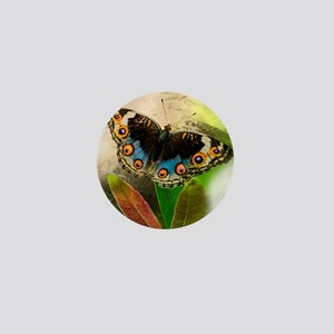 Little Butterfly Mini Button