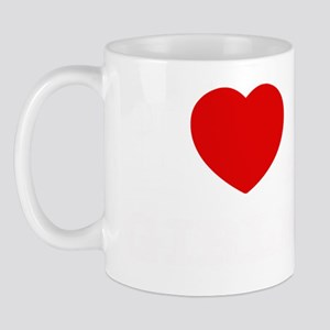 I love my Trumpeter girlfriend Mug