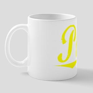 Phan, Yellow Mug