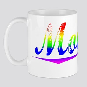 Montag, Rainbow, Mug