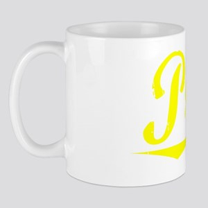 Pratt, Yellow Mug