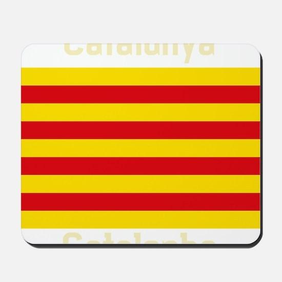 Catalonia (Dark) Mousepad