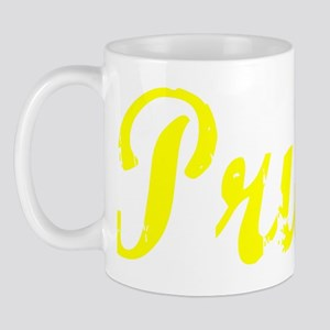 Prude, Yellow Mug