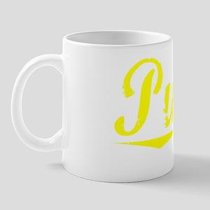 Purdy, Yellow Mug