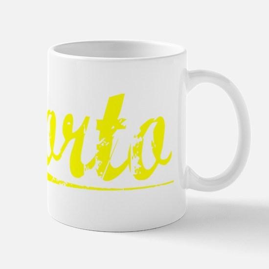 Porto, Yellow Mug