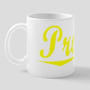 Prager, Yellow Mug