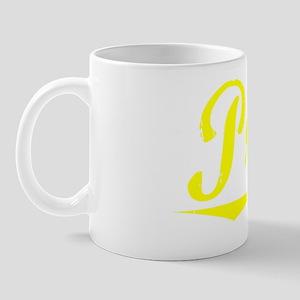 Prine, Yellow Mug