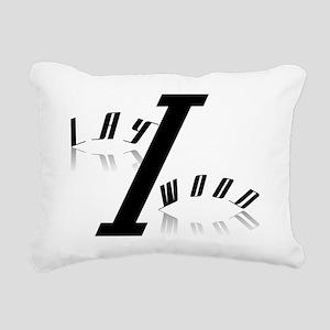 ilaywood Rectangular Canvas Pillow