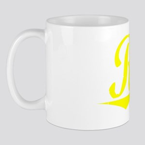 Rall, Yellow Mug