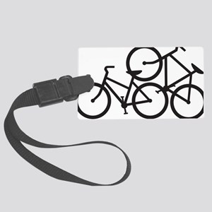 Bike Love Large Luggage Tag