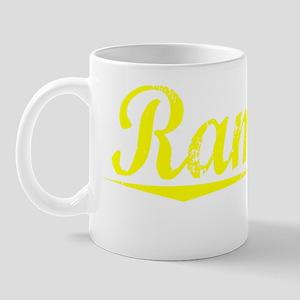 Ramage, Yellow Mug