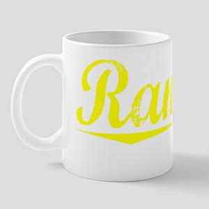 Ransom, Yellow Mug