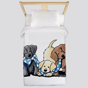 Lab Play Twin Duvet