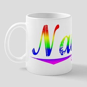 Naylor, Rainbow, Mug