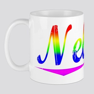 Nelson, Rainbow, Mug