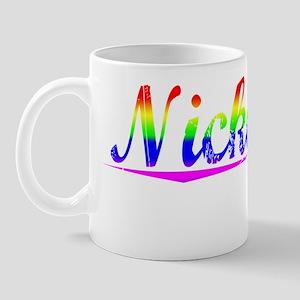 Nickerson, Rainbow, Mug