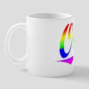 Orvis, Rainbow, Mug