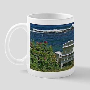 Surfside Oceanfront View Mug