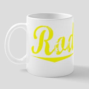 Rodgers, Yellow Mug