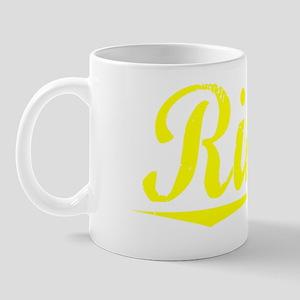 Rimer, Yellow Mug