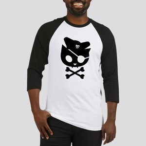 Pirate Kitty Captain Cat Men's Jersey