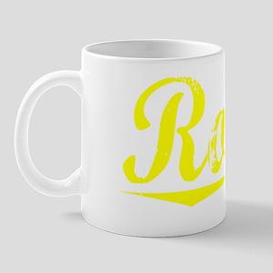 Roosa, Yellow Mug