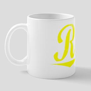 Rorie, Yellow Mug