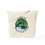 Imagine Whirled Peas Tote Bag