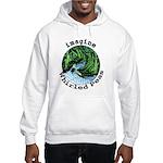 Imagine Whirled Peas Hooded Sweatshirt